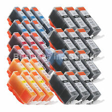30 PACK PGI-225 CLI-226 Ink for Canon Printer PIXMA iX6520 MG6120 MG8120 *12PGI
