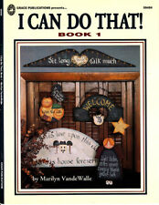 Craft Books: #1672 I Can Do That Book 1 Painting