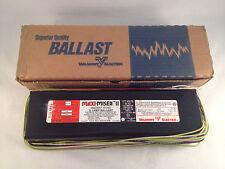 3505aac534f6f Valmount Electric Maxi-Miser II Instant Start 2 Lamp Ballast Cat No.  8G1018W NIB
