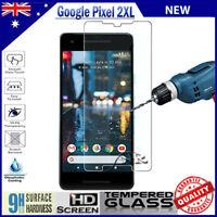 Tempered Glass / Plastic Screen Protector Film Guard For Google Pixel 2XL 2 XL