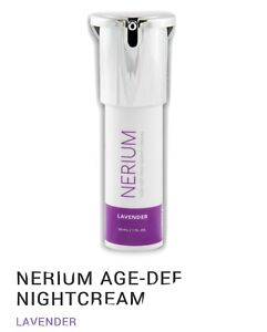 nerium ad age defying night cream