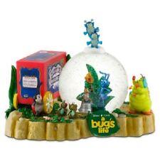 Splendide snowglobe rare sur le marché DISNEY 1001 PATTES/BUGS LIFE  musical
