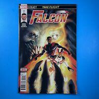 Falcon #2 Marvel Comics 2018 vs Mephisto's Son Blackheart