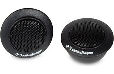 "ROCKFORD FOSGATE R1T-S 1"" 1-INCH CAR AUDIO PRIME SERIES TWEETER KIT"