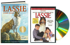 Lassie Come Home 75th Anniversary (hc) & Lassie DVD  Book & Movie Set