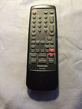 Toshiba VC-K4B Remote Control