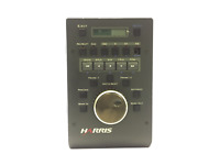 Harris JLCooper ES-450 J2 RS-422 Dual Channel Jog/Shuttle Remote