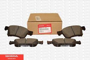 Genuine Honda OEM Front Brake Pad Kit Fits: 2018-2020 Accord 45022-TVC-A51