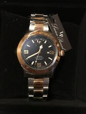 "Lucien Piccard ""Aquavita"" SS 20 ATM Water Resistant Watch 200m/660 ft"