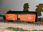 Rivarossi Como Carro Box arancione  livrea California Fast Freight Line 2311