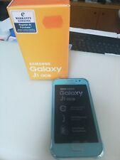 "Samsung Galaxy J1 azzurro 8 GB 5 MP 4.3 "" quad corre"