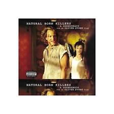 Natural Born Killers [Original Motion Picture Soundtrack] by Original Soundtrack (Vinyl, Nov-2015, 2 Discs, Interscope (USA))