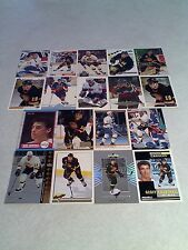 *****Geoff Courtnall*****  Lot of 125+ cards.....65 DIFFERENT / Hockey