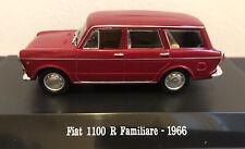FIAT 1100 R FAMILIARE 1966 -RED STARLINE MODELS 1/43 SCALE MINT/BOXED