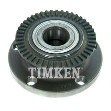 Wheel Bearing and Hub Assembly Rear TIMKEN 512231 fits 02-09 Audi A4