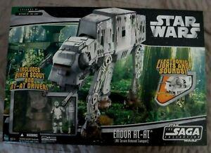 STAR WARS AT-AT AT AT Hasbro Vehicle. Brand new in box. Never opened. Endor SAGA