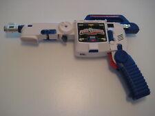 Power Rangers Turbo Transforming Navigator Devatox Gun Video Game. Rare!