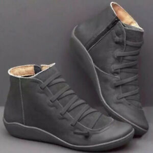 Women's Tool ShoesBoots High Help Short Combat Hiking Ankle Shoes Boots