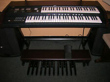 Pre-owned Roland Atelier Organ .. Poor man's Portable Combo organ w/ MIDI pedals