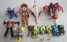 Transformers G1 lot of 12 1984