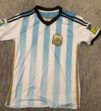 ARGENTINA AFA FOOTBALL SOCCER JERSEY YOUTH 14