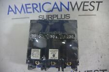 Q330H Siemens ITE 3 pole 30 amp 240 volt Plug in QP 22kA Circuit Breaker NEW