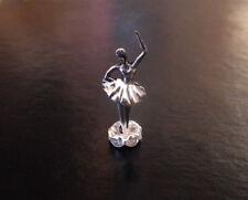 1/12 Dolls House miniature Ballet Dancer Statue Ornament Handmade Dance Gift LGW