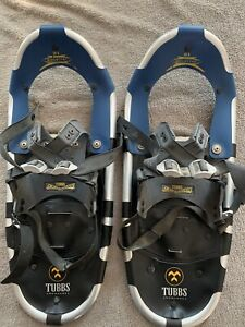 Tubbs Quick Draw Discovery 21 Snowshoes Snow Shoes Winter Hiking Adjustable