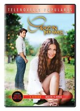 Corazon Indomable (Wild at Heart Telenovelas) R4 DVD New (4 Discs)