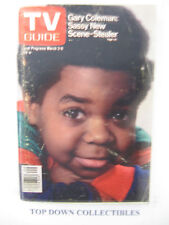 TV Guide   Gary Coleman Of Different Strokes  March 3-9 1979
