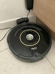 iRobot Roomba 650 Vacuum Cleaning Robot w/Docking Station