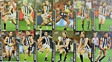 2007 SELECT CHAMPIONS COLLINGWOOD FOOTBALL CARD SET