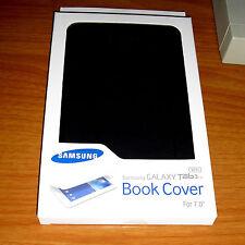 """Original Samsung Galaxy Tab 3 Lite Book Cover for 7.0"""" Black EF-BT110WBEGUJ"""