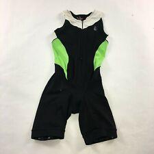 Women's Pearl Izumi Elite In-R-Cool Tri Triathlon Suit Size M Medium Padded =16