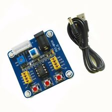 5V PIC12F675 Development Board MPLAB IDE PICC for K150 PICKIT2/3 ICD2/3