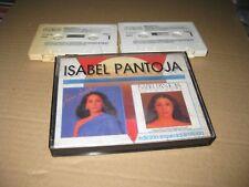 ISABEL PANTOJA SPANISH  2 X CASSETTE EDICION ESPECIAL LIMITADA