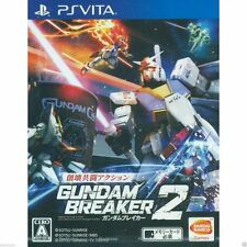 Gundam Breaker 2 PS Vita SONY JAPANESE NEW JAPANZON