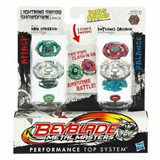 Beyblade  Twin Pack - Lightning Sword Showdown - Ray Striker vs Inferno Gasher