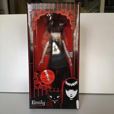 Emily The Strange Ball Jointed Doll Comic Con 2010 Exclusive Ashton Drake