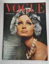 December Vogue Antiques & Collectables Magazines