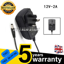More details for for bose soundlink mini power adapter charger plug 12v ac/dc 3pin mains uk stock