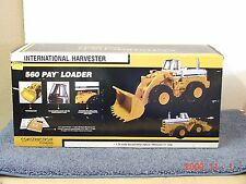 International Harvester 560 Pay Loader 1/25, Die Cast, FIRST GEAR