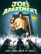 Joes Apartment DVD REGION 4 AUST_Jerry Oconnell_JOHN PAYSON FILM