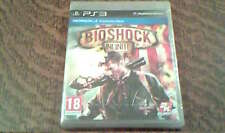 jeu playstation 3 bioshock infinite NEUF