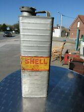 1 Bidon essence Shell carburant tourisme