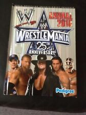 Wrestle mania 25th Anniversary Annual 2010