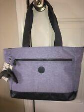 NEW Kipling Tote Bag Active Lilac Combo HB7689 Luna
