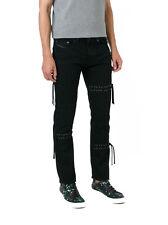 Diesel Black Gold de tipo 269 Delgado Jeans W29 100% Auténtico