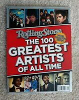 Rolling Stone Special Collectors Edition 100 Greatest Artists Of All-Time (2011)