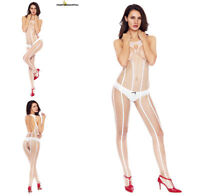 Hot Reizwäsche Fishnet Body Stocking Catsuit Netz Body Unterwäsche |H| 79947-1